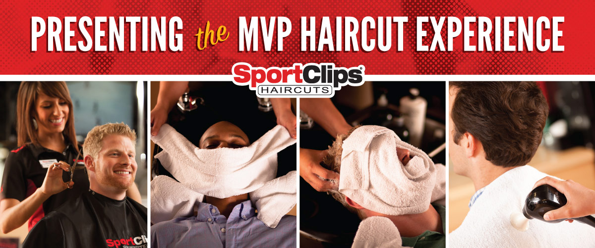 The Sport Clips Haircuts of Fort Wright(KY) MVP Haircut Experience